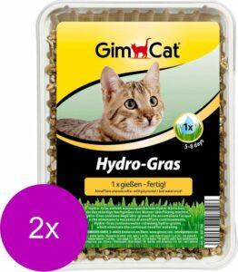 Gimpet Hy-Kattengras - 2 x 150 g
