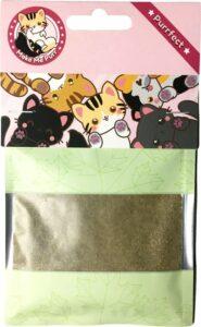 Make Me Purr Catnip Poeder (10 gram) - Kattenkruid Kattensnack Kattensnoepjes - Matatabi Effect