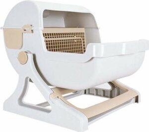 Eyzo Zelfreinigende Kattenbak - 50x50x46 cm - Toilet voor Katten