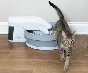 Petsafe simply clean zelfreinigende kattenbak
