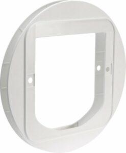 Sureflap Montageadapter Voor Kattenluik - wit - 14 x 12 cm