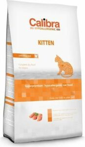 Calibra Cat Hypoallergenic Kitten - Kip & Rijst - 7 kg