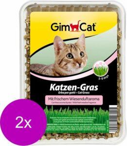 Gimpet Kattengras - 2 x 150 g
