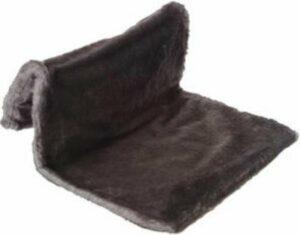 Radiatorhangmat - Dierenhangmat - Grijs - 43 x 43 x 24 cm