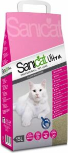 Sanicat Ultra Kattenbakvulling - 15 l