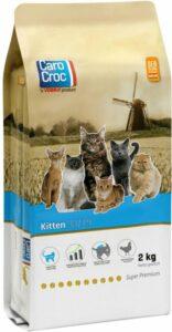 Carocroc Kitten - Kattenvoer - 2 x 2 kg