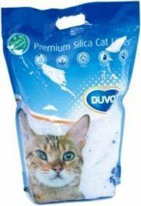 DUVO+ Silica Kattenvulling 6 x 5 Liter