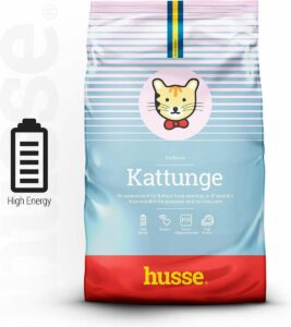 Husse Kattunge - 7 kg - Kittenvoer - Kattenvoer - Kittenbrokjes