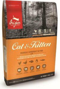 Orijen Whole Prey Cat & Kitten - Kip & Kalkoen - Kattenvoer - 1.8 kg