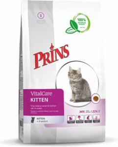 Prins VitalCare Kitten Gevogelte - Kattenvoer - 1.5 kg