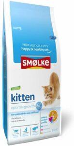 Smolke Kitten Compleet - Kattenvoer - 4 kg