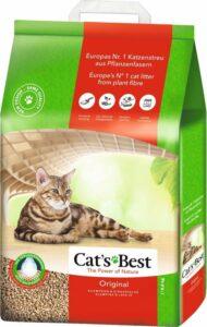 Cat's Best Original Kattenbakvulling