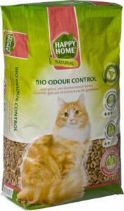 Happy Home Natural Bio Odour Control Kattenbakvulling