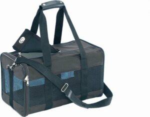 Nobby Transporttas - Hond & Kat - Nylon - Zwart