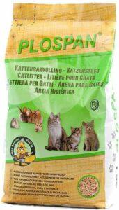 Plospan Plantaardige Kattenbakvulling