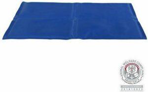 Trixie koelmat blauw 110x70 cm