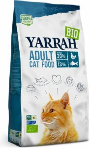 Yarrah Biologisch - Vis - Kattenvoer