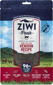 Ziwi Peak Kattenvoeding Air-Dried Venison